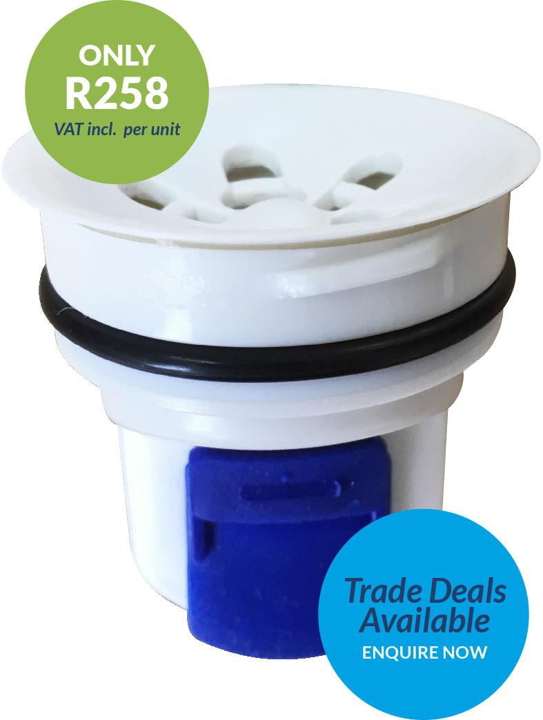Valve With Price - Sannitree FreeFlowing Waterless Urinal Valve